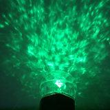 Motivations créatives en rotation du projecteur de projecteur de Kaléidoscope