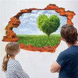 Entfernbare Wand-Aufkleber der Günstling-Wand-Aufkleber-3D