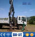 Foreuse hydraulique de grue avec le camion à vendre
