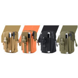 Sacola Tactical Militar Cintura Fanny Pack Bag para Telefone Móvel