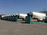 50cbm를 위한 대량 반 시멘트 유조선 트레일러 또는 트랙터-트레일러