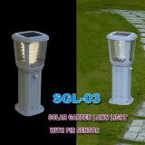 새로운 지능적인 옥외 LED 정원 태양 빛 세륨 RoHS IP65