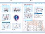 5-2450MHz à 3 voies répartiteur par antenne maîtresse (SHJ-TS8803)