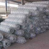 Rete metallica della casella di Gabion della rete metallica del cestino di Gabion/sfortuna. Rete metallica