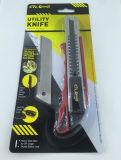 2017小型の最も新しい18mm実用的なカッターのナイフは鋸歯を