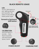 Aumentador de presión eléctrico de Longboard del programa piloto 1000W del patín del motor electrónico dual del eje