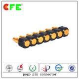 SMT Enige Rij 12pin de Speld van het Contact van de Batterij