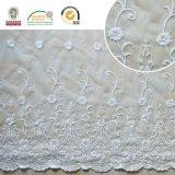 Señora Textiles calidad de Lace Fabric, popular y mejor, modelo floral 2017 E10015