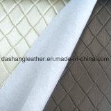 Изготовление PVC металлического драпирования способа синтетическое кожаный