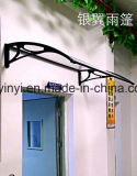 Populäre Qualität Euro-Konzipieren DIY PlastikSun oder Regen-Farbton (YY1000-N)