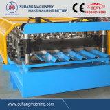 機械7.5kwを形作る自動屋根のパネルロール