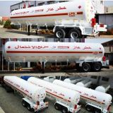 reboque do petroleiro de 3axles BPW 45000liters