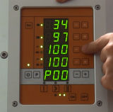 Injetor eletrostático do revestimento do pó para distribuidores