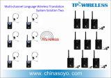 Audio 6 Idiomas Traductor para reuniones