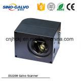 Cabeça de alta velocidade do Galvo do sinal de Jd2208 14mm Digtal para a marcação e a gravura do laser