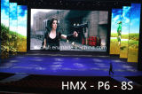 SMD P6 Outdoor Full Color LED-display HD-scherm