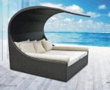 Presidenza di salotto esterna di svago della mobilia del rattan