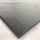 600x600mm negro antideslizante para interiores y exteriores pavimentos Azulejos Rústicos