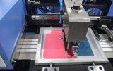 Dubbele Partijen die Machine van de Druk van het Scherm van Etiketten Automatische ts-150 kleden
