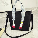 الصين تصميم جديدة كبيرة حجم حقيبة يد نساء حمل [شوودلر] حقيبة مع فائرة [كلور-كلّسون] مقبض [س8437]