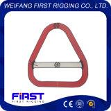 Constructeur professionnel de boucle de triangle avec la barre de traverse