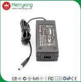 Adaptador de la fuente de alimentación del LED 72W 12V 6A AC/DC con el Ce SAA de la FCC de la UL
