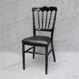 [يك-172-3] [فوشن] بالجملة [ودّينغ برتي] أسود [سلّا] [تيفّني] كرسي تثبيت