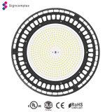 L'UL Dlc nuovo IP65 140lm/W impermeabilizza l'alto indicatore luminoso della baia del LED per l'illuminazione industriale