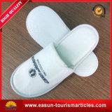 Поставщик тапочки гостиницы устранимой тапочки стационара белый (ES3052201AMA)
