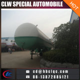 熱い販売6wheels 56m3 LPGのセミトレーラーLPG Transortのトレーラーのタンカー