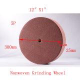 12x1 5p Roll Rebolos abrasivos para polimento de Não Tecidos