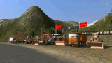 [كنستروكأيشن مشنري] تعاونيّ عمل [سري] تدريب محرك