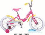 Genehmigtes gefrorenes Mädchen-Fahrrad-Kind-Fahrrad