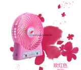 Ventilateur portatif du mini ventilateur rechargeable mini USB d'USB