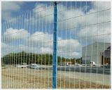 粉の上塗を施してあるヨーロッパの曲げられた囲うパネル
