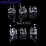 Bride Bondable dentaire en métal de la Chine 022 Roth mini avec 345 crochets