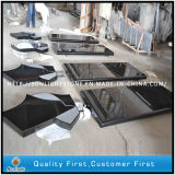 Pulido absoluta Shanxi Negro granito encimeras de baño y el baño