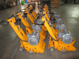 250mmの販売のための働く幅の具体的なアスファルト土掻き機機械
