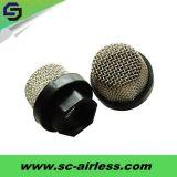 Einlass-Gehäuse für Grac elektrischen luftlosen Lack-Sprüher und Spray-Gerät senken