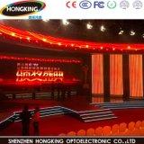 Etapa de alta resolución de interior P6 de la visualización de LED del precio bajo SMD