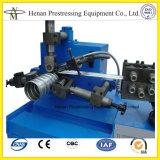 Conducto del espiral de la tensión del poste de Cnm-Zg150A que hace la máquina