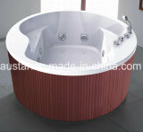 Jacuzzi rotonda di 1500mm con Ce e RoHS (AT-0766)