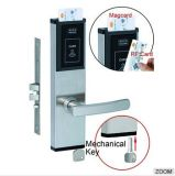 High Security Cylinder Door Lock with System