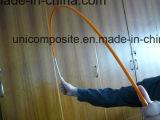 反射蛇口が付いている紫外線抵抗力がある多彩なFRPのガラス繊維の道のマーカー