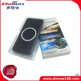 Caricatore senza fili universale di corsa portatile del telefono mobile per la galassia S6 di Samsung