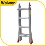 Nuevo artículo Escalera plegable de aluminio Escalera multiusos Pequeña escalera gigante