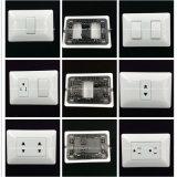 Высокое качество мы стенные розетки меди ABS типа материальные (MA-06)