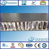 Panneau en aluminium Onebond Honeycomb Core pour la construction
