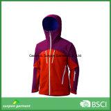 Куртка лыжи куртки хорошей зимы конструкции напольная для спортов лыжи