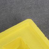 El PVC amarillo Botella de Medicina de la bandeja de blister